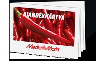Media Markt ajándékkártya – Chilli