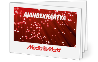 Media Markt ajándékkártya – tűzijáték