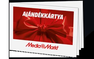 Media Markt ajándékkártya – masnis