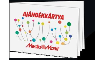 Media Markt ajándékkártya – fák