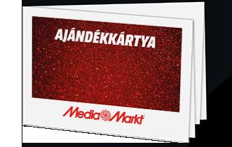 Media Markt ajándékkártya – csillámpor